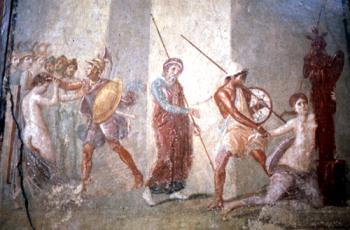 Ajax viola a Cassandra