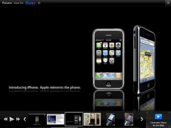 PicLens, convierte Firefox en una galería de fotos