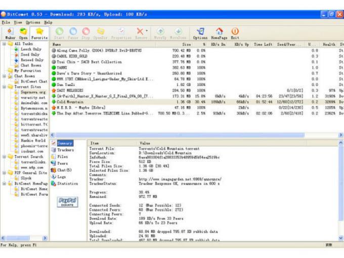 Интернет и сети: Network Event Viewer v.7.0.0.63. Файловые обменники: BitC