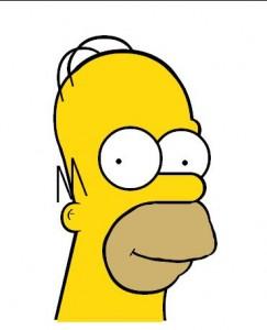 Homer en CSS
