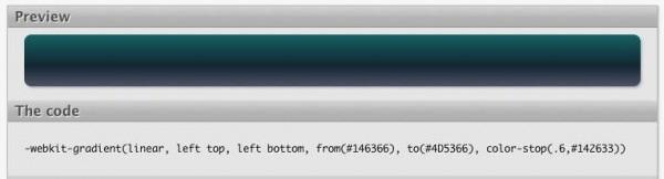 webkit-gradient