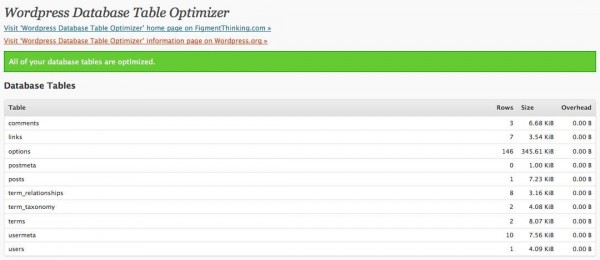 database-tabler-optimizer