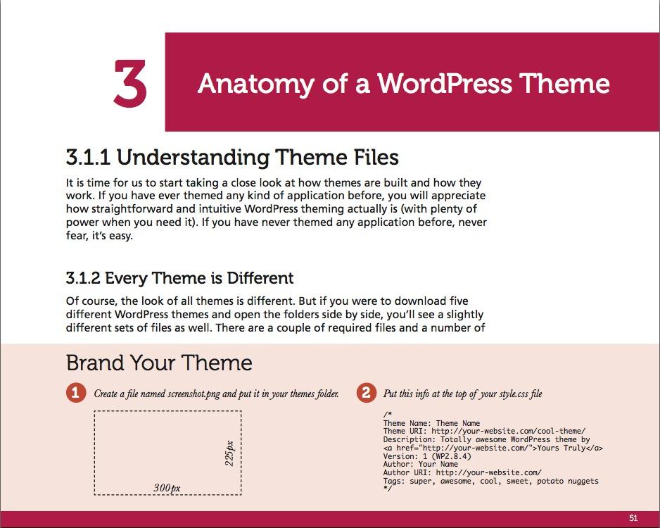 Anatomy Of A Wordpress Theme